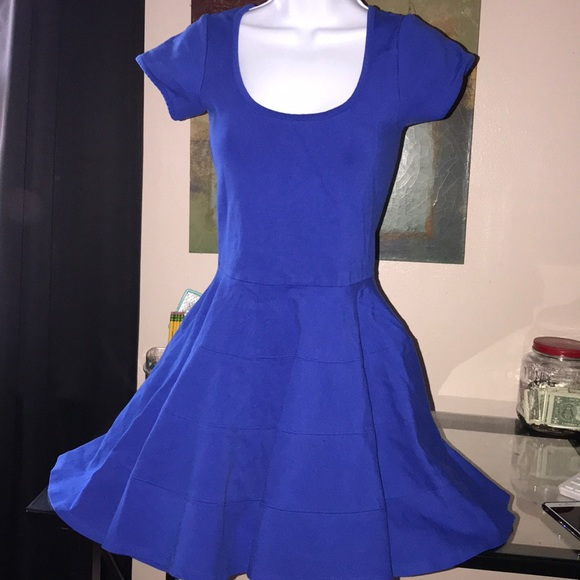 Felicity & Coco Dresses & Skirts - 🥰🥰Gorgeous Blue flare dress🥰🥰
